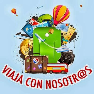 """Participem en """"Viaja con nosotr@s"""""""