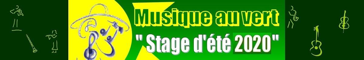 """"""" Musique au vert """" : Marbehan du 23 au 29 août 2020"""