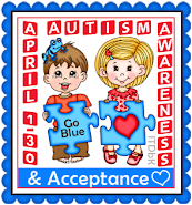 Autism Awareness Month!