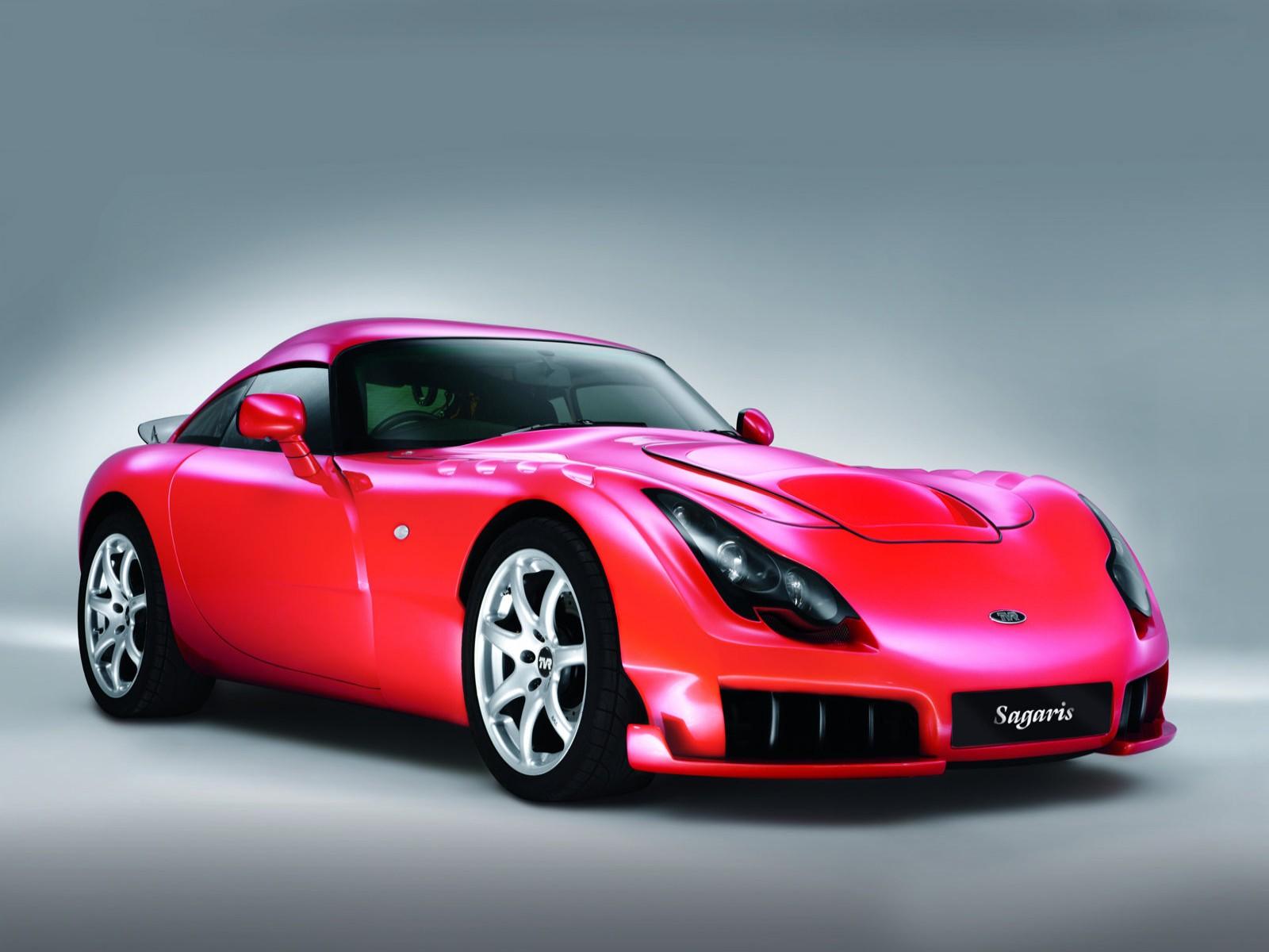 Car Pictures: TVR Sagaris 2006 - 178.8KB