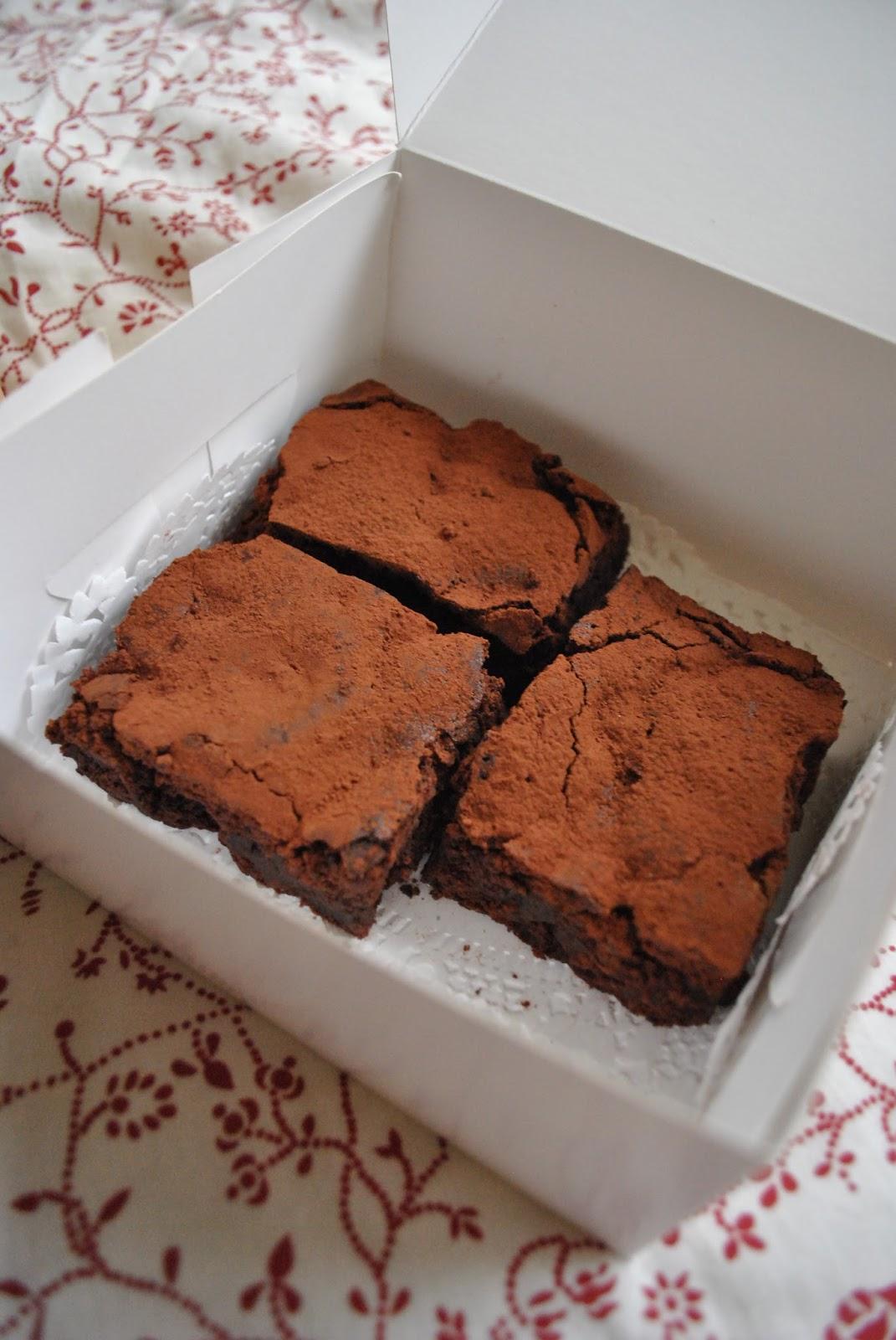 The Dangerous Dibble, Brandy Prune Brownies