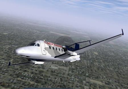 FlightGear jogo PC
