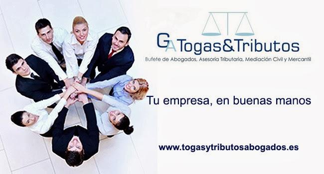 Asesoría tributaria GA Togasytributos. Asesoramos a la empresa