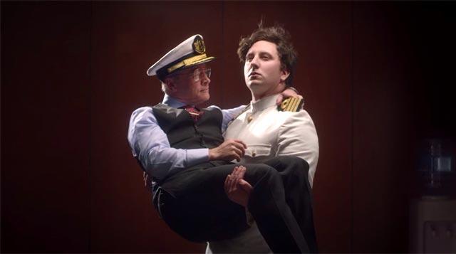 Oficial y caballero a lo Line