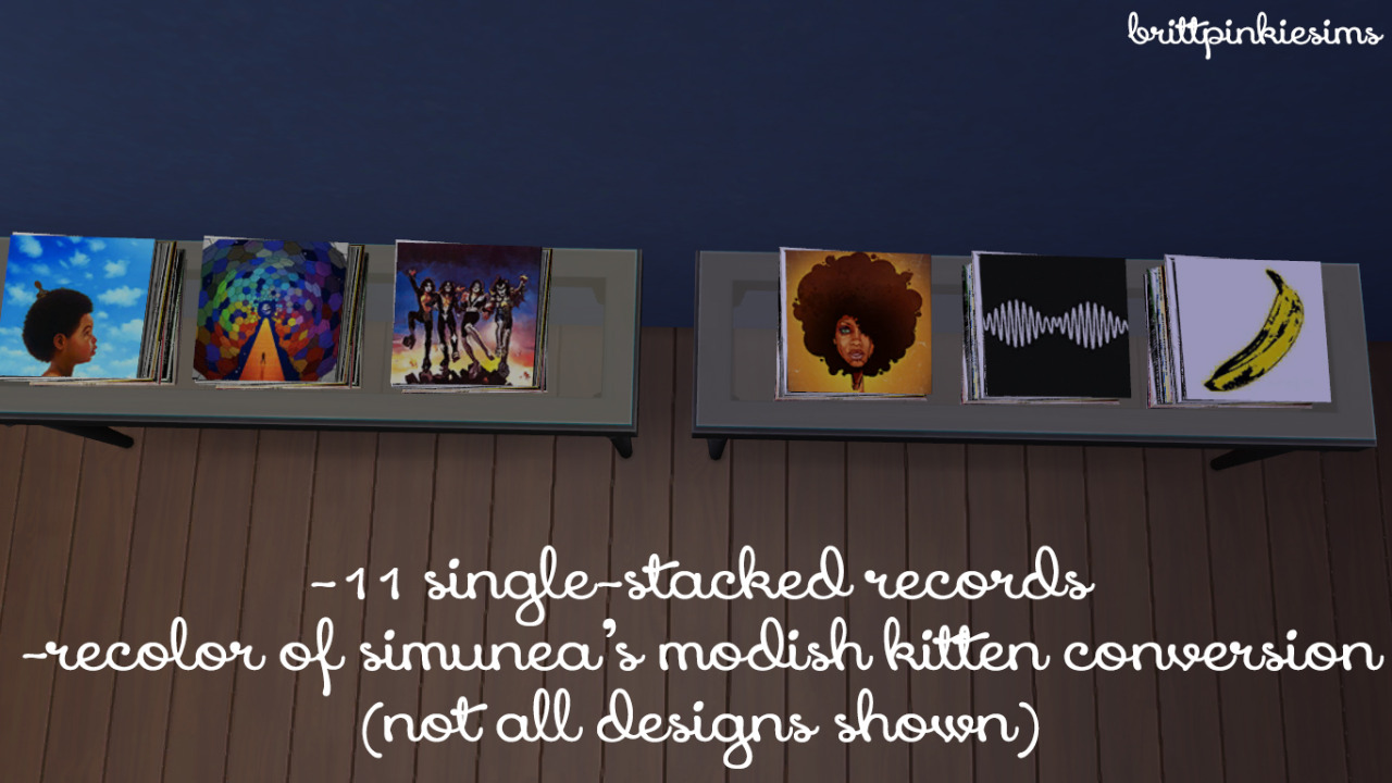 sims 4 cc's - the best: record store by brittpinkiesims, Badezimmer ideen