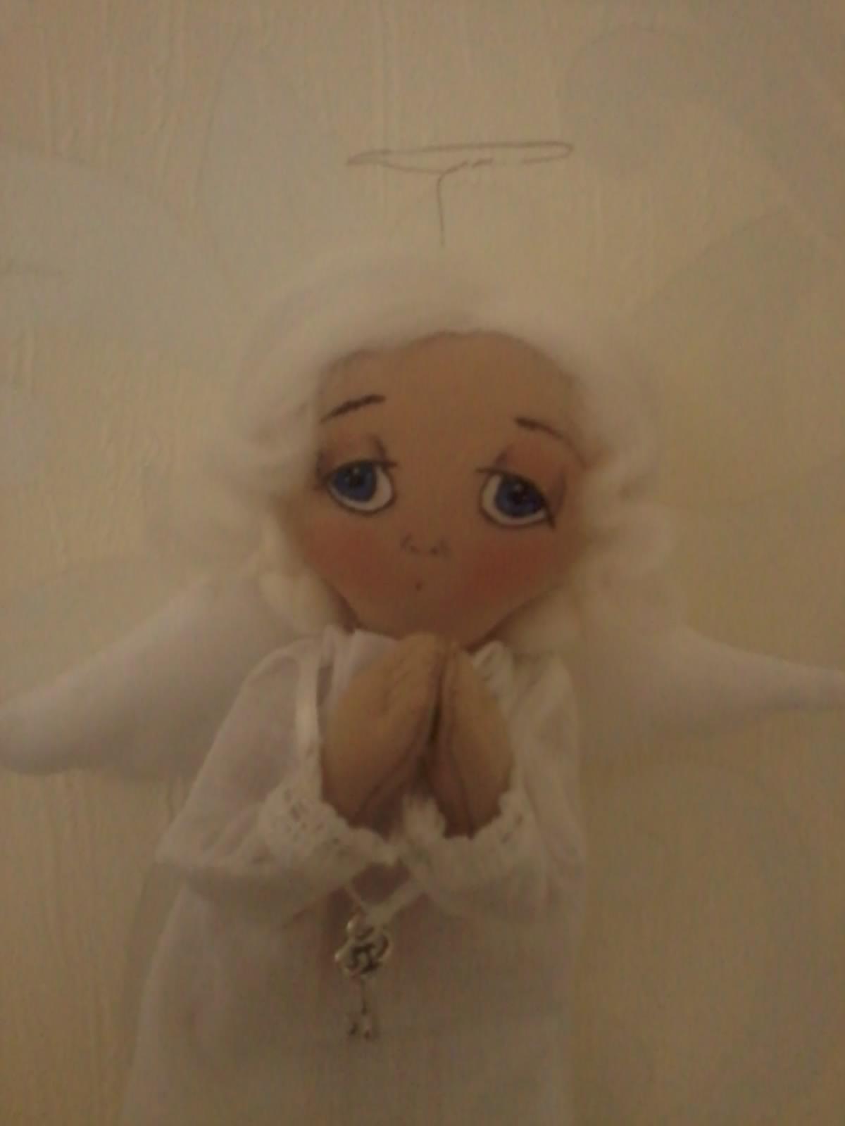 Лицо для ангела своими руками 490