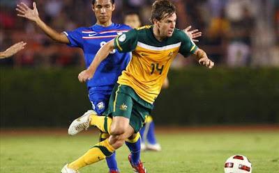 Thailand 0 - 1 Australia (1)