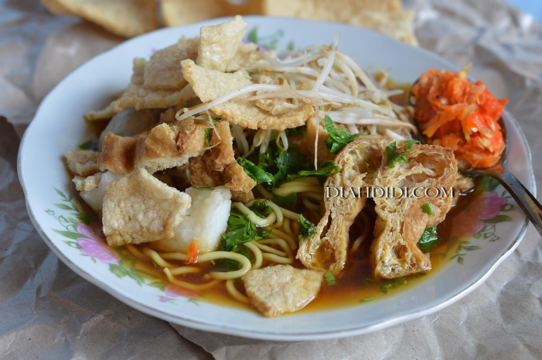 Mie Kopyok Bakso
