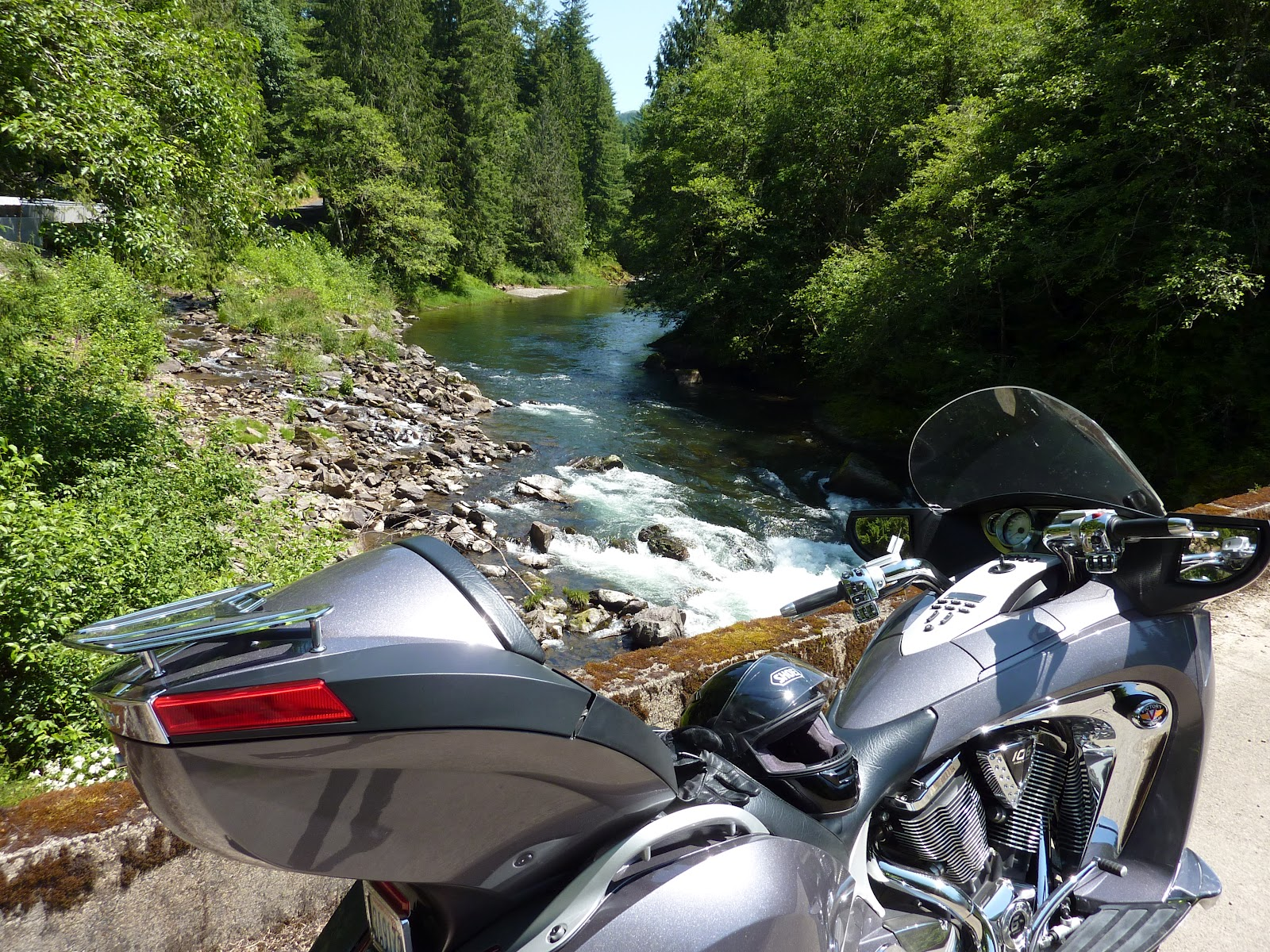 Bike Trader Washington State Kalama River Road calls again