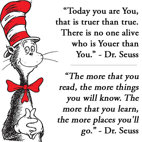 Dr Seuss Graduation Quotes Poems QuotesGram