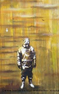 berlin, streetart, bilder, mural, graffiti, zeichnung, fotos, Plotterrobboter KEN