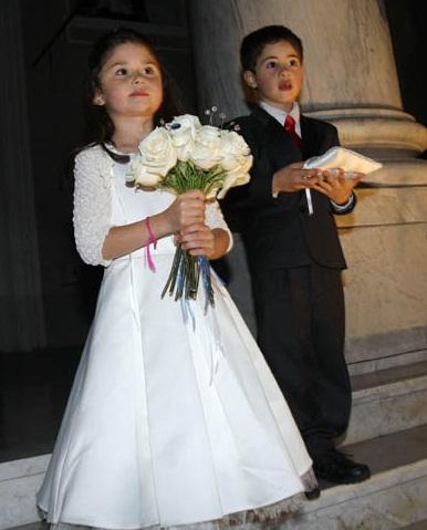 Mark gallardo wedding