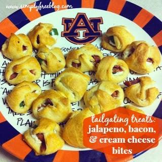 ... Lifestyle Blog: Jalapeno Cream Cheese Bites & Boiled Peanuts {Recipe