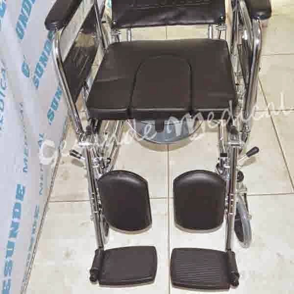 spesifikasi kursi roda multifungsi  fs609gcu serenity spek