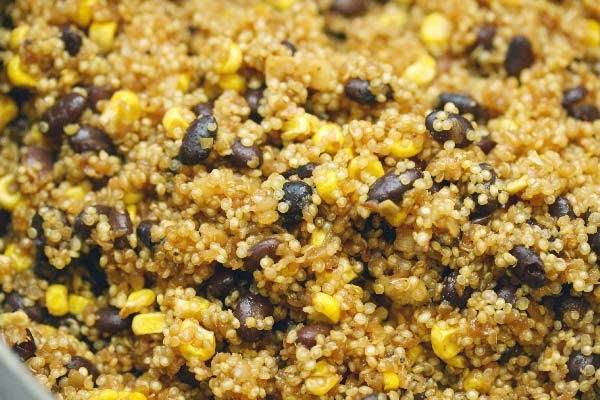 Quinoa-and-beans