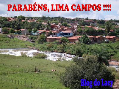 LIMA CAMPOS COMPLETA 79 ANOS.