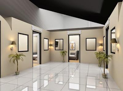 Những căn phòng dành riêng cho thú cưng của đại gia.