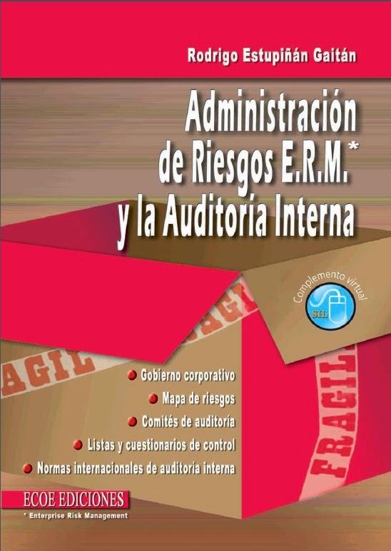 Administración de Riesgos - E.R.M - Auditoria Interna - Rodrigo Estupiñan