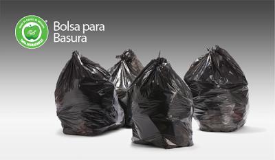 Separa y usa bolsas ecológicas