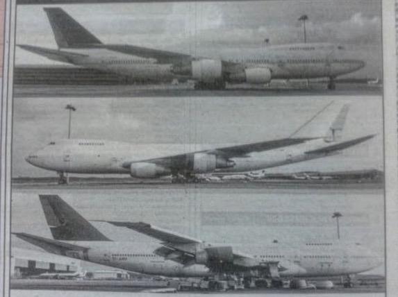 MAS dedah pemilik pesawat yang tersadai di KLIA