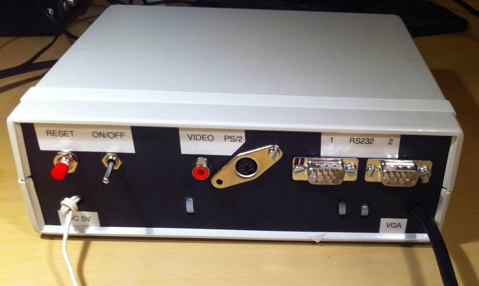 Retro FPGA: Grant Searle\'s Multicomp | Obsolescence Guaranteed