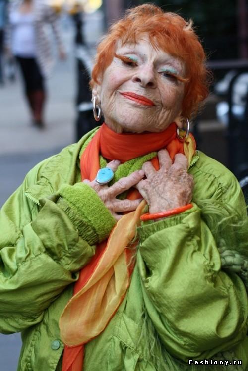 фото волосатых зрелых бабушек