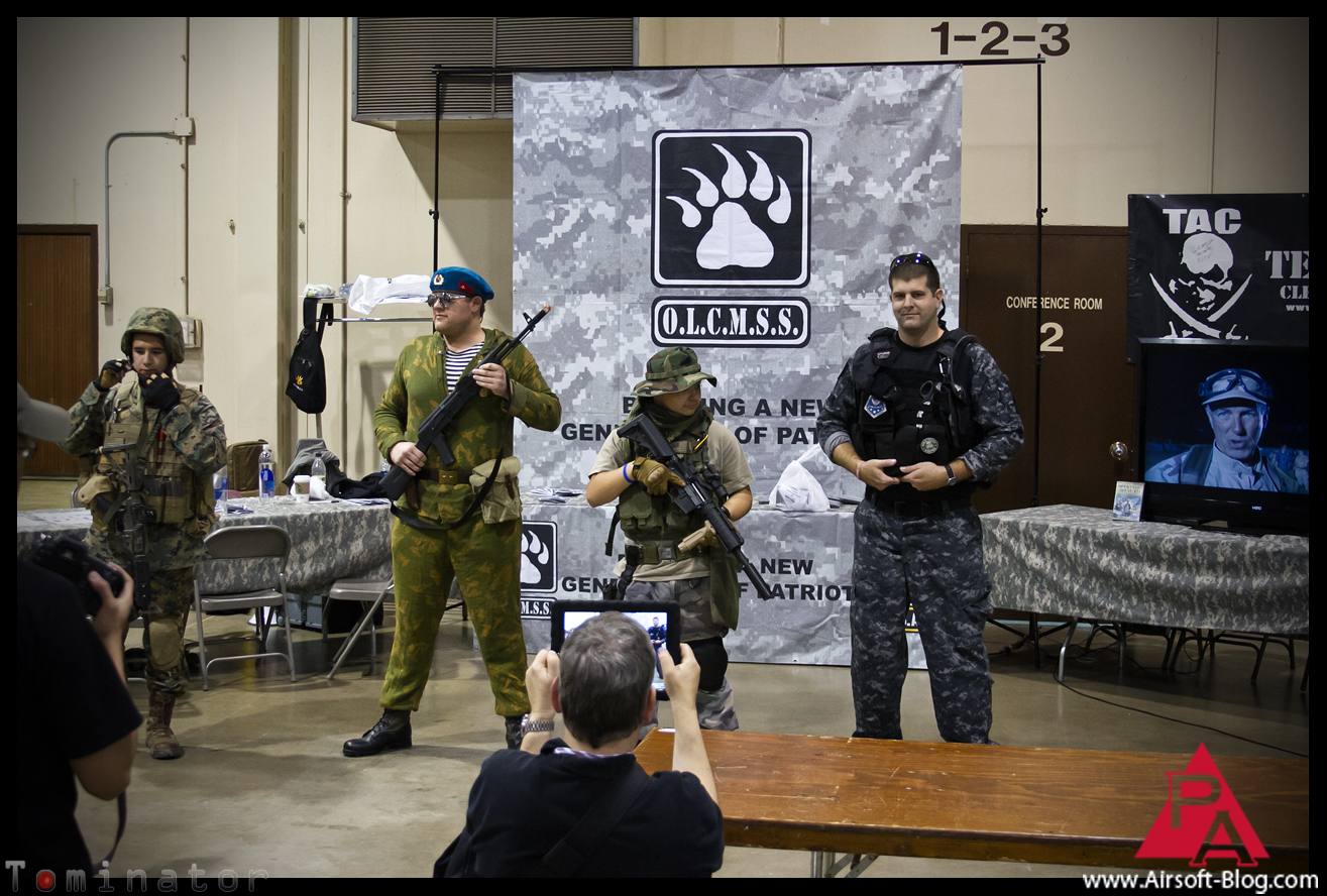 Pyramyd Airsoft Blog: More US Airsoft Expo Photos