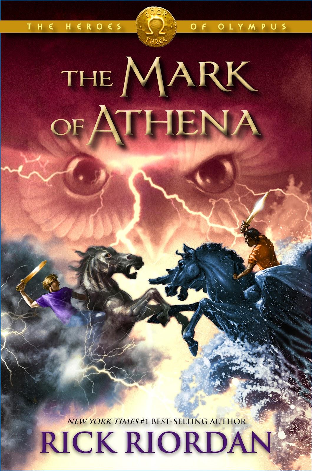 2º Saga (El héroe perdido y El hijo de Neptuno) [Descarga] TheMarkofAthena
