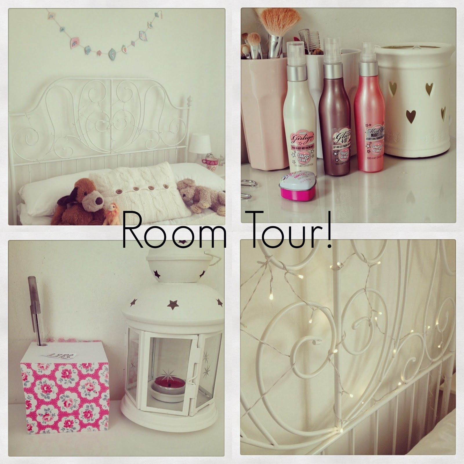 Handpicked Beauty My Room Tour Video