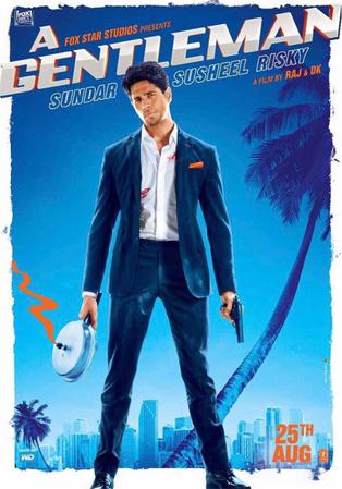 A Gentleman – Sundar Susheel Risky 2017 Official Trailer 720p HD Download