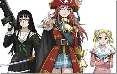 Phim Mouretsu Pirates