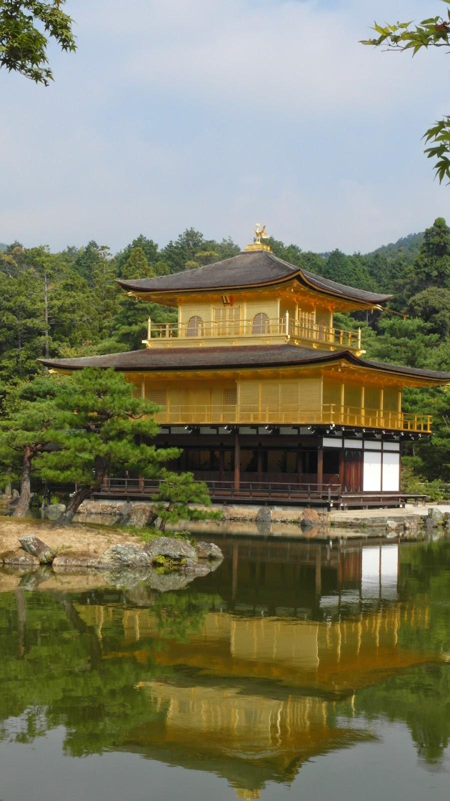 【週末畫報】 日本京都金閣寺