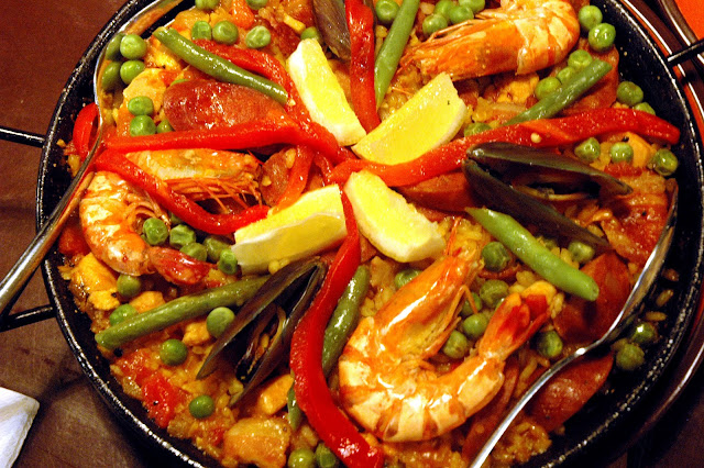 Good Food Paella Chicken