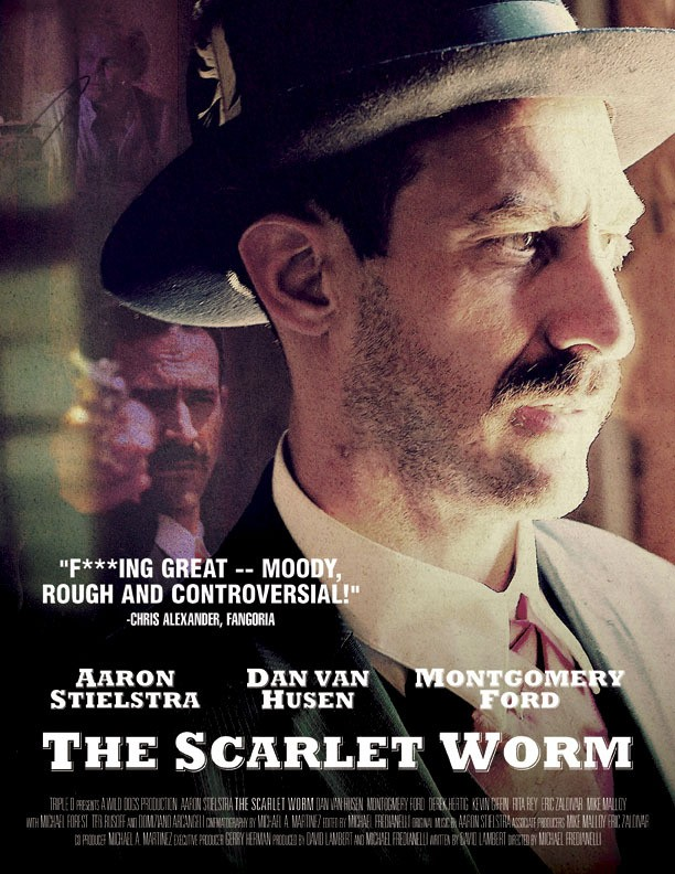 The Scarlet Worm (2011)