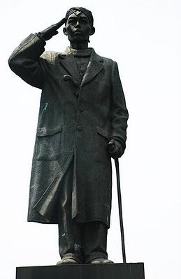 General Sudirman Statue, Jakarta