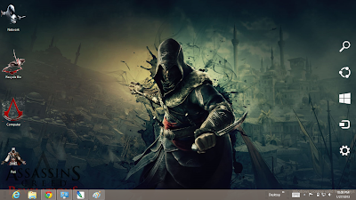 Assassin's Creed Revelations Themes For Windows 8