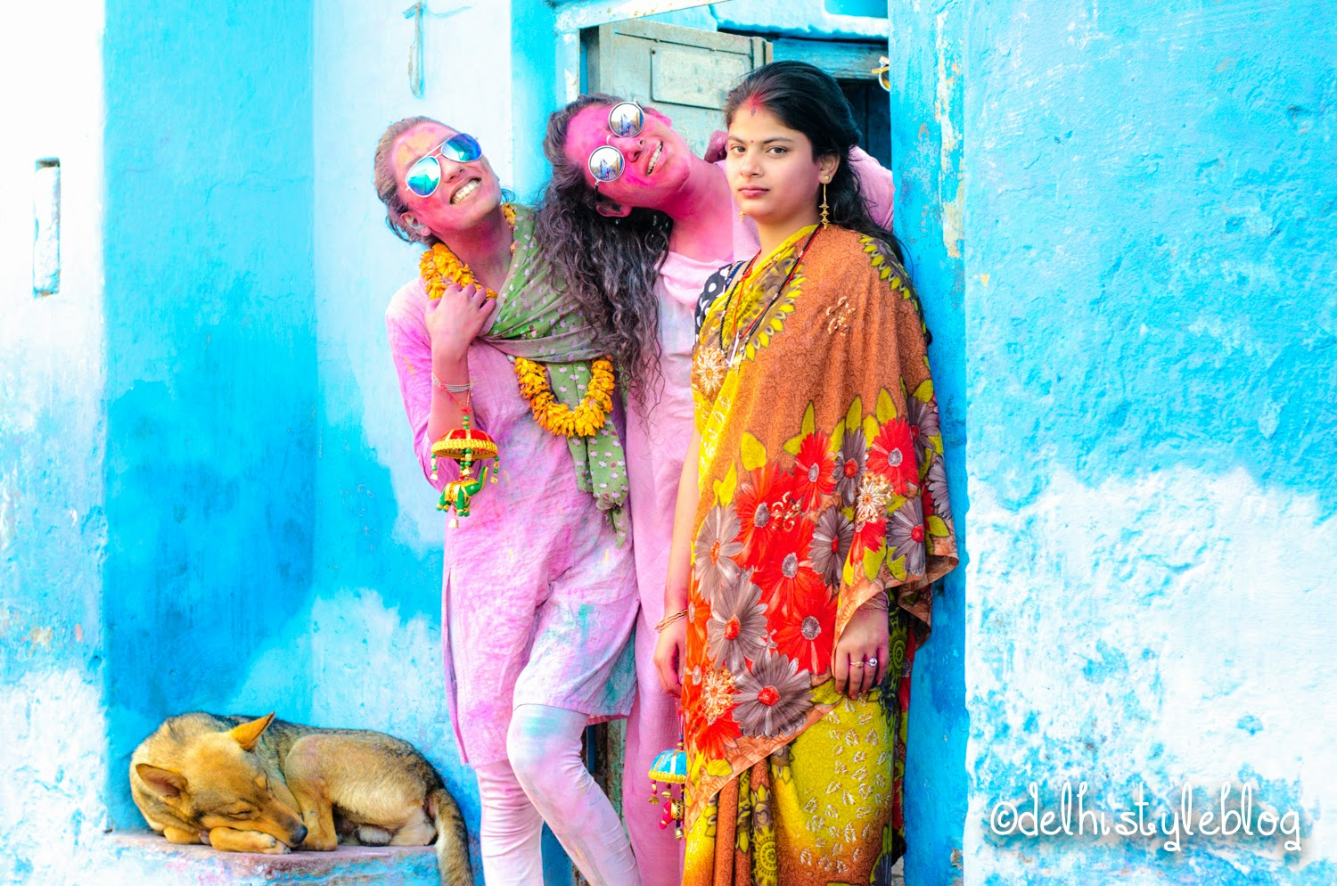 The Filmy Owl Angel Bedi and Delhi Style Blog 2