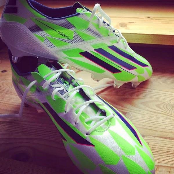adidas f50 adizero green 2014