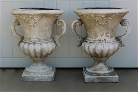 French Urns (SOLD)