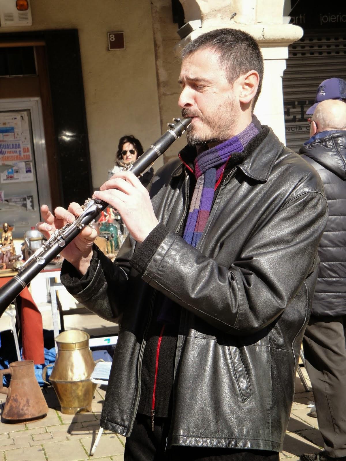 Ricard Morros.Clarinet