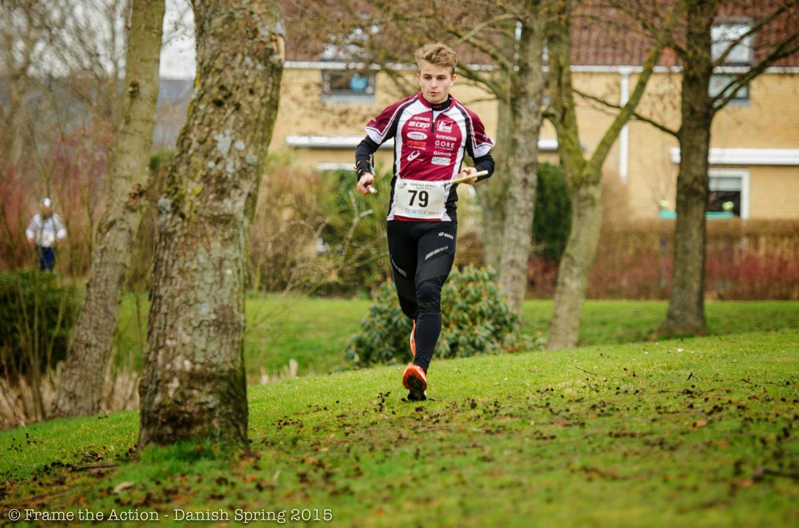 Portuguese Orienteering Blog: Danish Spring 2017: Maja Alm