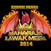 Maharaja Lawak Mega 2014 Kerusi Panas