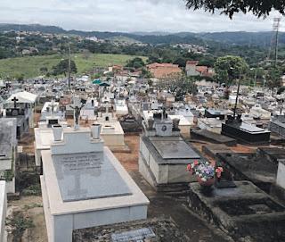 cemiterio santa luzia mg