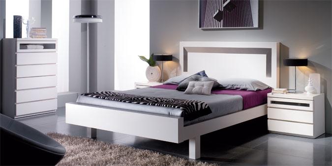 Kitchen Home Design: Modernos dormitorios elegantes