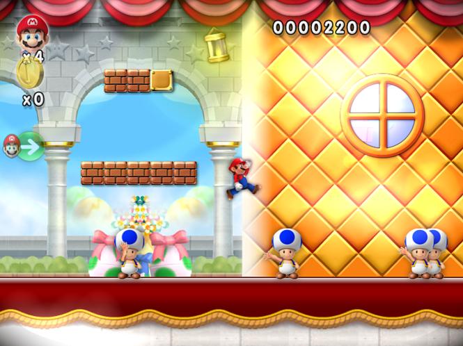3- Super Mario Forever 2012: