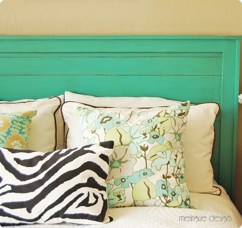 Refresheddesigns more diy headboard ideas for Headboard patterns