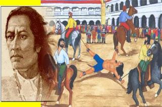 04 de noviembre aniversario de la revolución de Tupac Amaru II