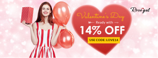 Rosegal Love Sale