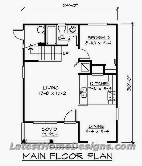 28+ [ house plans under 1000 square feet ] | single floor house