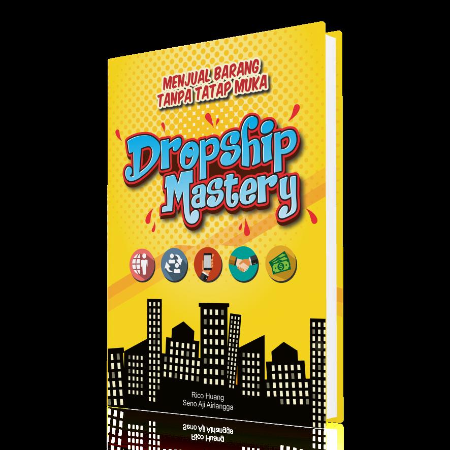 Buku Dropship Mastery